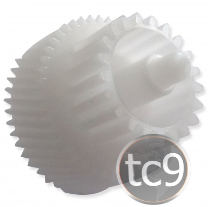 Engrenagem Pião Brother DCP-7055 | DCP-7060 | DCP-7065 | MFC-7360 | MFC-7460 | MFC-7860 | HL-2280 | LY2062001 | Compatível