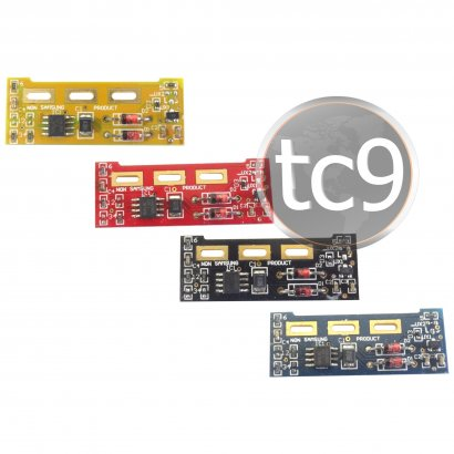 Kit Chip Samsung | CLP-510 | CLP-510D7K | CLP-510D5CYM | Preto | Ciano | Amarelo | Magenta