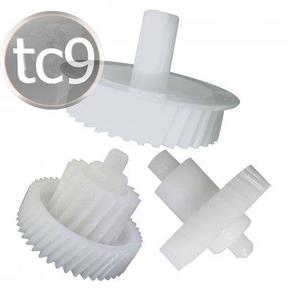 Kit de Engrenagens Movimentação do Cartucho de Toner Brother DCP-8060 | DCP-8065 | DCP-8070 | DCP-8080 | MFC-8890 | LM5043001 | Compatível