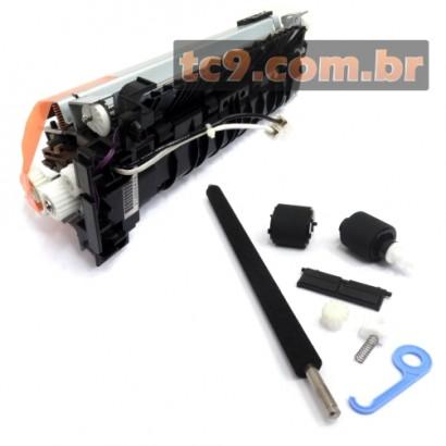 Kit Manutenção HP LaserJet P3015   P3015D   P3015N   P3015X   P3015DN   CE525-67901   CE52567901   110V   Original