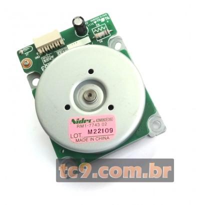 Motor HP LaserJet Pro CP1025 | CP1025NW | M175 | M175NW | M275 | M275NW | RM1-7743-000 | Original