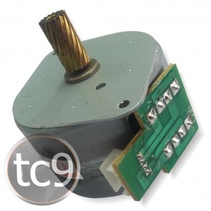 Motor Principal Samsung ML-1660 | ML-1665 | ML-1860 | ML-1861 | ML-1865 | ML-1867 | SCX-3200 | SCX-3205 | JC31-00134B | JC3100134B
