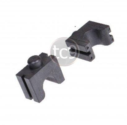 Par de Buchas do Rolo de Pressão Samsung SCX-4200 | SCX-4521F | SCX-5530 | ML-2010 | ML-3050 | JC66-10901A