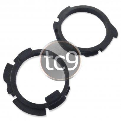 Par de Buchas do Rolo Fusor Samsung SCX-4600   SCX-4623   SCX-4720   SCX-4725   ML-1910   ML-1915   ML-2525   ML-2571   ML-2580   JC61-00887A   JC61-00888A