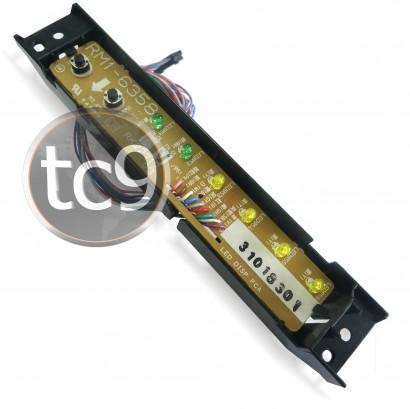 Placa Painel Led HP Laserjet P2035 | P2035N | RM1-6358-000 | RM16358000 | Original