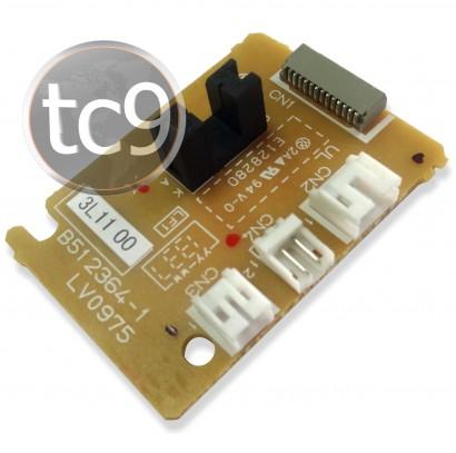 Placa Sensor Board Brother HL-1112   DCP-1512   LV0975000   Original