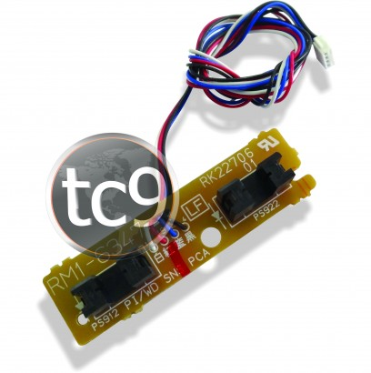 Placa Sensor Conjunto Circuito Impresso HP LaserJet P2035 | P2035N | P2055 | P2055D | P2055DN | RM1-6347-000 | RM16347000 | Original
