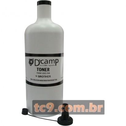Refil Toner Universal Brother TN-350 | TN-360 | TN-430 | TN-580 | TN-620 | TN-650 | DCP-8060 | DCP-8065 | DCP-8080 | DCP-8085 | MFC-8890 | 1Kg | DCamp