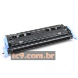 Cartucho de Toner HP Color LaserJet 2600 | 2605 | CM1015 | CM1017 | Q6000A | Preto | Remanufaturado
