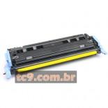 Imagem - Cartucho de Toner HP Color LaserJet 2600 | 2605 | CM1015 | CM1017 | Q6002A |  Amarelo | Remanufat...