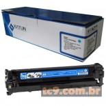 Imagem - Cartucho de Toner HP CB541A | 41A | CP1215 | CP1515 | CP1518 | CM1312 | Ciano | Katun