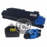 Cartucho de Toner Kyocera M6530 | M6030 | ECOSYS P6130 | TK-5142C | Ciano | Azul | Compatível