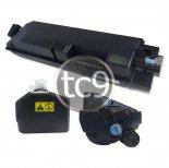 Imagem - Cartucho de Toner Kyocera M6530 | M6030 | ECOSYS P6130 | TK-5142K | Black | Preto | Compatível