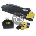Imagem - Cartucho de Toner Kyocera M6530 | M6030 | ECOSYS P6130 | TK-5142Y | Amarelo | Compatível