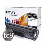 Cartucho Toner HP CE278A | 278A | 78A | P1606 | P1606DN | P1566 | M1530 | M1536 | M1536DNF | Katun
