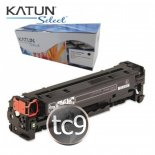 Imagem - Cartucho Toner HP Color LaserJet CP2020 | CP2025 | CM2320 | CC530A | 530A | Preto | Katun