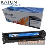 Imagem - Cartucho Toner HP LaserJet CP1525 | CP1525NW | CM1415 | CM1415FNW | CE321A | 321A | 128A | Ciano ...