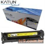 Imagem - Cartucho Toner HP LaserJet CP1525 | CP1525NW | CM1415 | CM1415FNW | CE322A | 322A | 128A | Amarel...