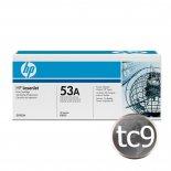 Imagem - Cartucho Toner HP LaserJet Q7553A | 53A | P2014 | P2015 | M2727 | Original