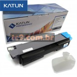 Imagem - Cartucho Toner Kyocera FS-C5150 | FS-C5150DN | TK-582C | TK582C | Ciano | Katun Performance