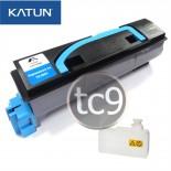 Cartucho Toner Kyocera Mita FS-C5300 | FS-C5300DN | FS-C5350 | FS-C5350DN | TK-562C | TK562C | Ciano | Katun Performance