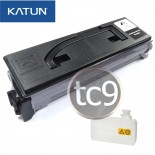 Cartucho Toner Kyocera Mita FS-C5300 | FS-C5300DN | FS-C5350 | FS-C5350DN | TK-562K | TK562K | Preto | Katun Performance