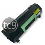 Cartucho Toner Lexmark | MS310 | MS312 | MS315 | MS410 | MS415 | MS610 | 50F4H00 | 504H | Compatível