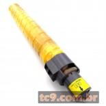 Imagem - Cartucho Toner Ricoh Afício MP C2800 | MPC2800 | MP C3300 | MPC3300 | Type 841277 | Amarelo