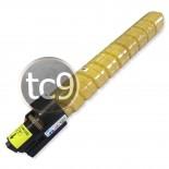Imagem - Cartucho Toner Ricoh Aficio SPC820 | SPC820DN | SPC821 | SPC821DN | 821027 | Amarelo | Yellow | 3...