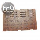 Imagem - Chip para Cartucho de Toner Ricoh Aficio SP 3200
