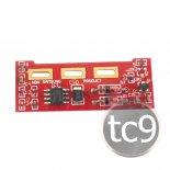 Imagem - Chip Samsung CLP-510 | CLP-510D5M | Magenta