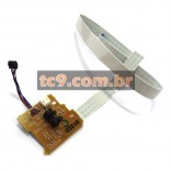 Placa do Motor HP LaserJet P1102W | RM1-7599-000 | Original