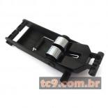 Dobradiça Esquerda HP LaserJet M1132 | M1212 | M125 | M126 | M127 | M128 | CE847-60108 | CE847-60110 | Original
