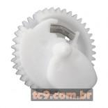 Imagem - Engrenagem Alimentação Papel Brother HL-1110 | HL-1112 | DCP-1512 | DCP-1510 | DCP-1518 | MFC-181...