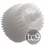 Imagem - Engrenagem Pião Brother DCP-7055 | DCP-7060 | DCP-7065 | MFC-7360 | MFC-7460 | MFC-7860 | HL-2280...