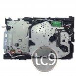 Imagem - Frame Completo Brother DCP-L5652DN | B009K5001 | Lado Esquerdo | Original