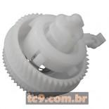 Imagem - Kit Engrenagem Movimentação Toner Brother HL-1112 | DCP-1512 | DCP-1510 | DCP-1518 | MFC-1810 | M...