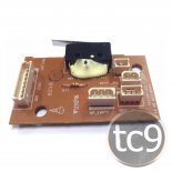 Placa interface conexões Samsung ML-2150 | ML-2151 | ML-2151N | ML-2152 | ML-2152W | ML-2250 | ML-2550 | ML-2551N | JC92-01530A | Original