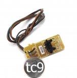 Imagem - Sensor Saída Pepel Brother DCP-1510 | DCP-1512 | DCP-1518 | MFC-1810 | MFC-1812 | LV0996001 | Ori...