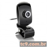 Webcam FaceLook - 16 MP - Com Microfone