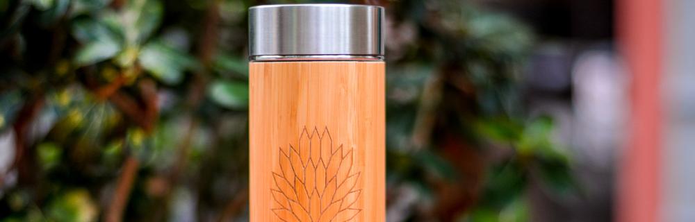 Travel Tea Bamboo é objeto de desejo