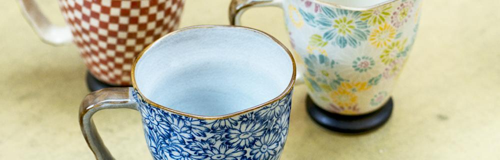 Conheça as Mugs Uki, trabalhos únicos que representam a herança japonesa do chá