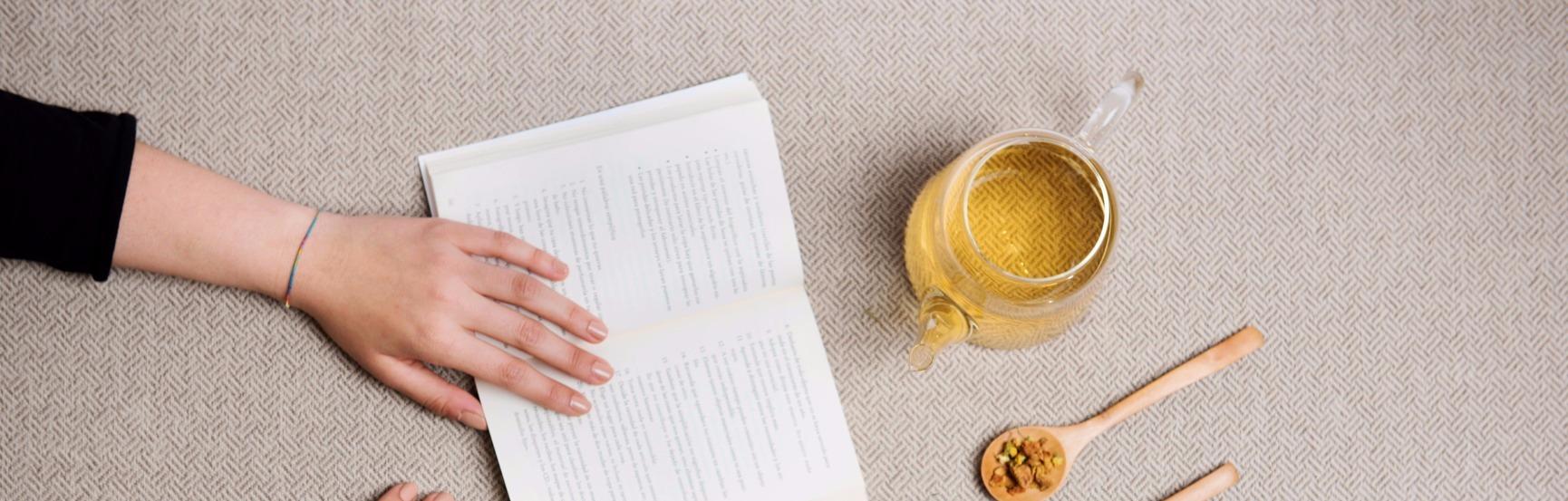 O poder detox do chá verde