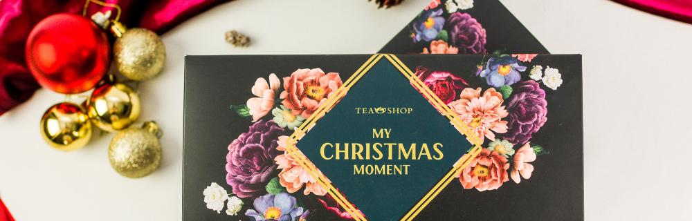 O espírito do Natal chegou na sua hora do chá