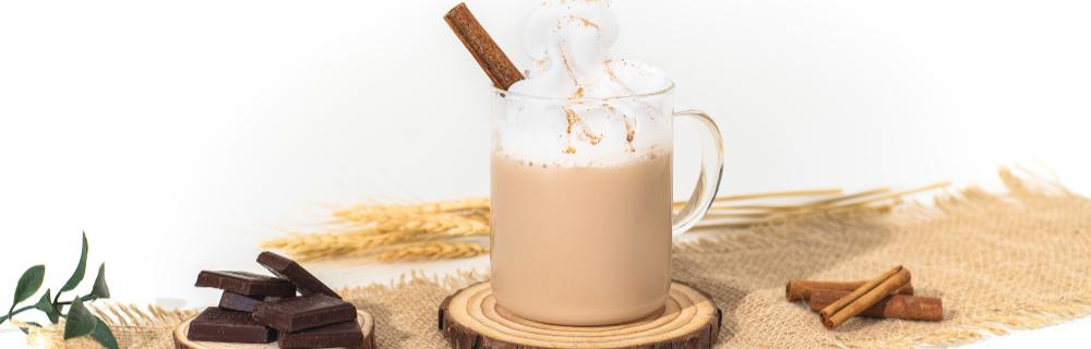 Chá de chocolate: uma combinação que favorece nossa saúde