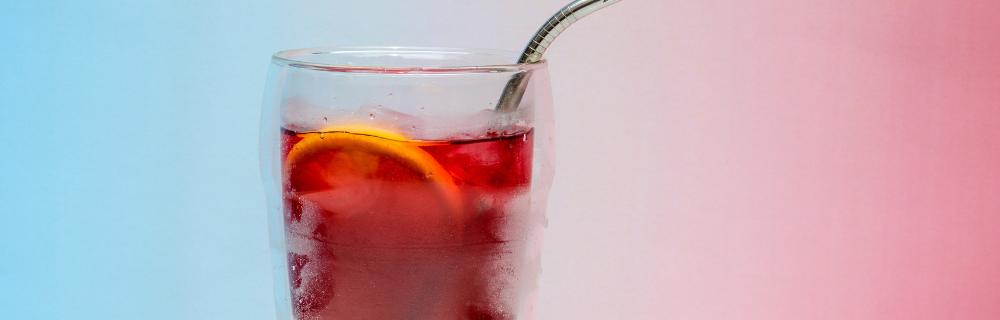 Drinks com chá: Sangria Tea