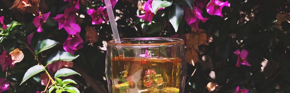 Receita: chá gelado para servir no almoço em família