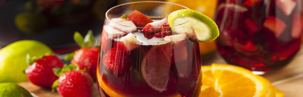 Conheça o SangriaTea, uma infusão inspirada no drinque
