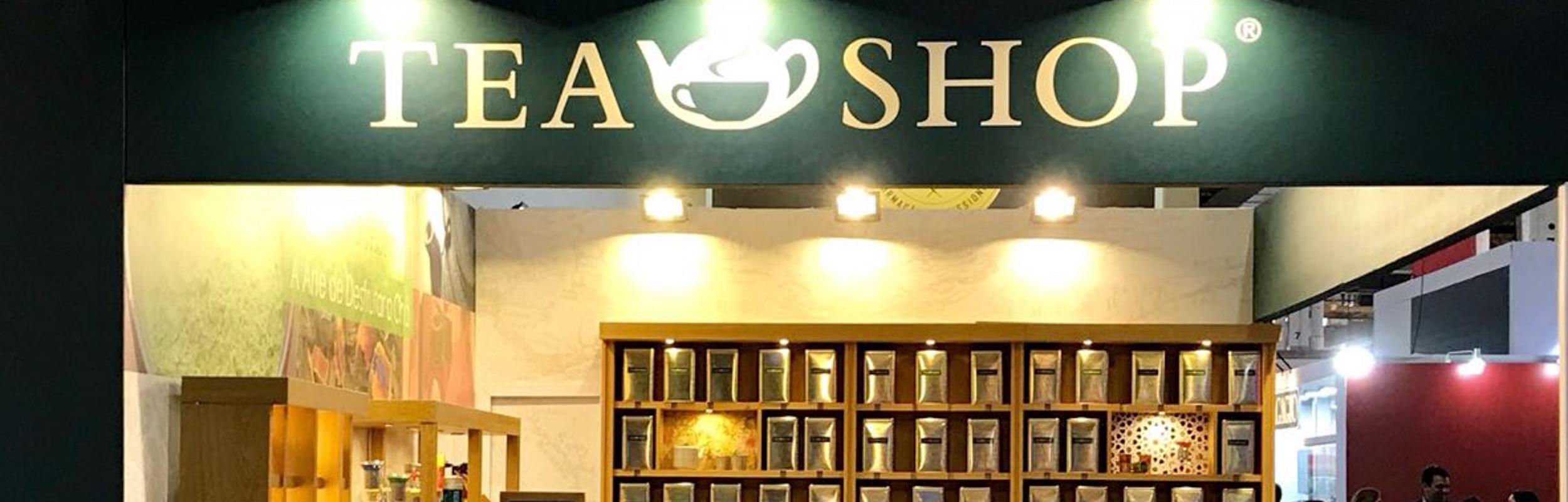 Tea Shop participa da maior feira de franquias do país