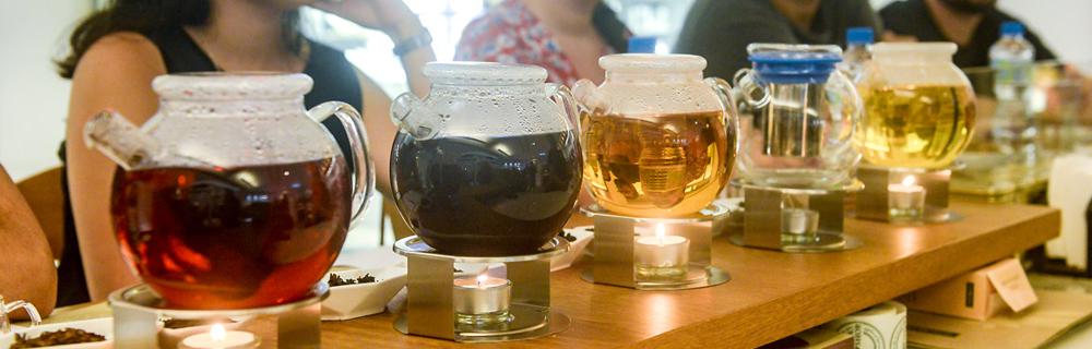 Introdução ao Mundo do Chá: uma aulinha cheia de cultura e tradição